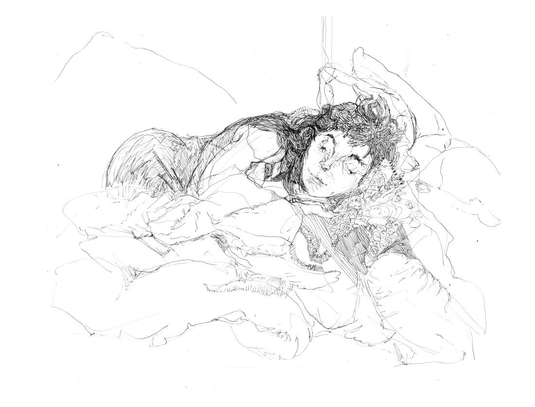 sleepinggal